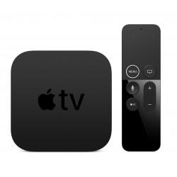Apple - TV 4K 32 GB Wifi Ethernet Negro 4K Ultra HD