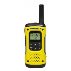 Motorola - TLKR T92 H2O two-way radios 8 canales Negro Amarillo