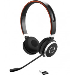 Jabra - EVOLVE 65 UC Stereo Auriculares Diadema Negro