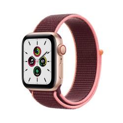 Apple - Watch SE OLED 40 mm Oro 4G GPS satlite