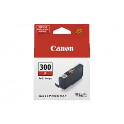 Canon - PFI-300 1 piezas Original Rojo