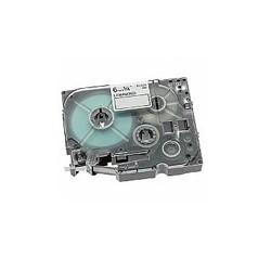 Brother - Gloss Laminated Labelling Tape - 6mm cinta para impresora de etiquetas TZ