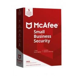 McAfee - Small Business Security Espaol Licencia completa 1 licencias 1 aos