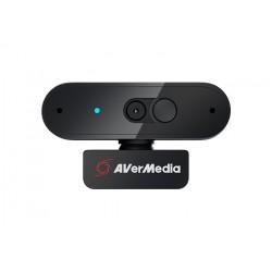 AVerMedia - PW310P cmara web 1920 x 1080 Pixeles USB Negro