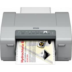 Epson - GP-C831 impresora de etiquetas Inyeccin de tinta Color 5760 x 1440 DPI Almbrico