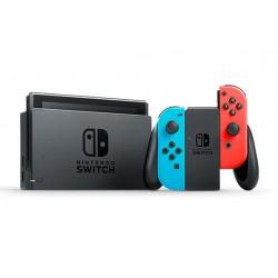 Nintendo - Switch New revised model videoconsola porttil Negro Azul Rojo 158 cm 62 32 GB Wifi
