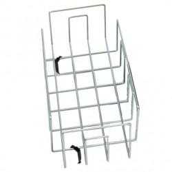 Ergotron - NF Cart Wire Basket Kit