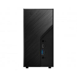 Asrock - DeskMini X300 PC de tamao 192L Negro Zcalo AM4