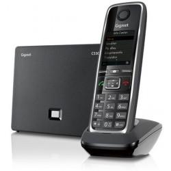 Gigaset - C530 IP Negro Terminal inalmbrico telfono IP