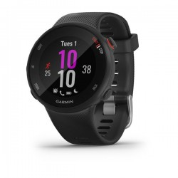 Garmin - Forerunner 45S reloj deportivo Negro 208 x 208 Pixeles