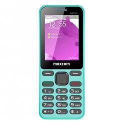 MaxCom - Classic MM136 61 cm 24 73 g Turquesa Caracterstica del telfono