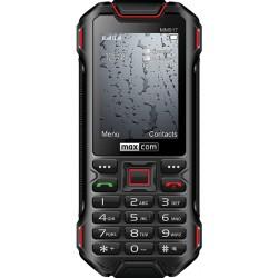 MaxCom - Strong MM917 61 cm 24 124 g Negro Telfono para personas mayores