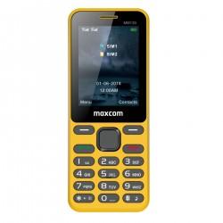 MaxCom - Classic MM136 61 cm 24 73 g Amarillo Caracterstica del telfono