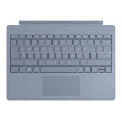 Microsoft - Surface Pro Signature Type Cover Azul Microsoft Cover port QZERTY Espaol