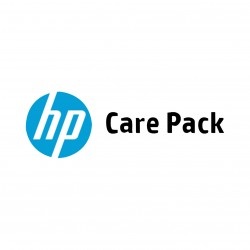 HP - Soporte de hardware  4 aos respuesta al siguiente da laborable para monitor mediano