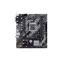 ASUS - PRIME H410M-E Intel H410 LGA 1200 micro ATX