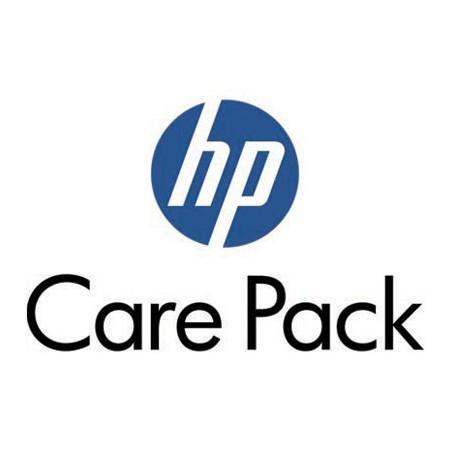 Hewlett Packard Enterprise - U4554E extensin de la garanta