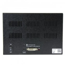 StarTechcom - Caja de expansin externa PCI Express PCI-e a 4 ranuras PCI