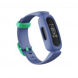 Fitbit - Ace 3 PMOLED Pulsera de actividad Azul Verde