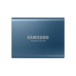 Samsung - T5 500 GB Azul - MU-PA500B/EU