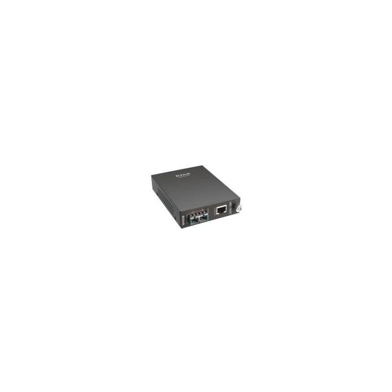 D-Link - Media Converter convertidor de medio 1000 Mbit/s