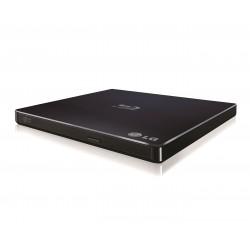 LG - BP55EB40 unidad de disco ptico Negro Blu-Ray RW
