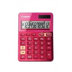 Canon - LS-123k calculadora Escritorio Calculadora bsica Rosa