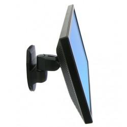 Ergotron - 200 Series Wall Mount Pivot 61 cm 24 Negro