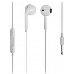 L-Link - LL-AM-101-B auricular y casco Auriculares Dentro de odo Blanco