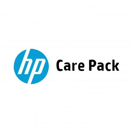 Hewlett Packard Enterprise - Soporte HW HP 1 aos sig da lab in situ para equipos de sobremesa