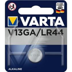Varta - V13GA Batera de un solo uso LR44 Alcalino
