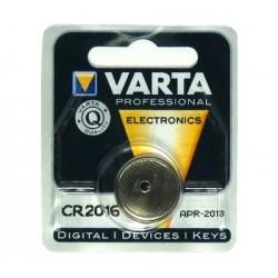 Varta - Primary Lithium Button CR 2016 Batera de un solo uso xido de nquel NiOx