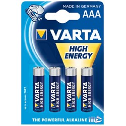 Varta - LR03 Batera de un solo uso Alcalino
