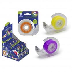 Bismark - 327493 cinta adhesiva 33 m Multicolor 1 piezas