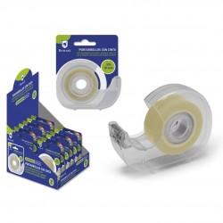 Bismark - 327495 cinta adhesiva 33 m Transparente 1 piezas