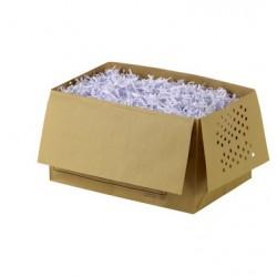 Rexel - Bolsas para destructora Mercury 26L reciclables 20