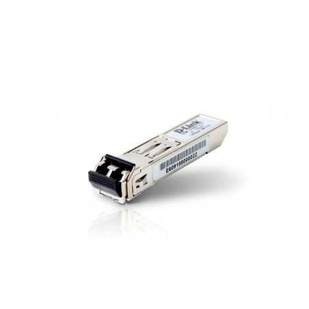 D-Link - 1000Base-LX Mini Gigabit Interface Converter componente de interruptor de red