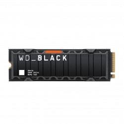 Western Digital - SN850 M2 2000 GB PCI Express 40 NVMe - WDS200T1XHE