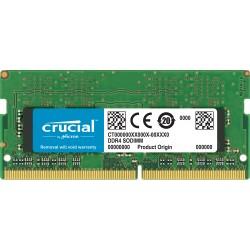 Crucial - CT8G4S266M mdulo de memoria 8 GB 1 x 8 GB DDR4 2666 MHz
