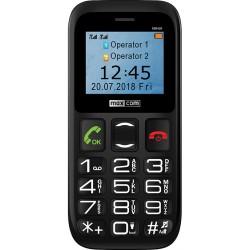 MaxCom - Comfort MM426 432 cm 17 72 g Negro Telfono para personas mayores