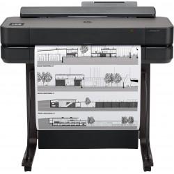 HP - Designjet T650 24-in impresora de gran formato Wifi Inyeccin de tinta trmica Color 2400 x 1200 DPI Ethernet - 5HB08AB19