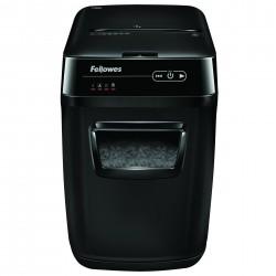 Fellowes - AutoMax 130C triturador de papel Corte cruzado 23 cm Negro