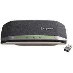 POLY - Sync 20 altavoz Universal Bluetooth Negro Plata - 216865-01