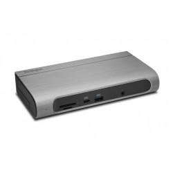 Kensington - Replicador de puertos hbrido 4K dual Thunderbolt 3 y USB-C SD5600T con 100 W de PD Win/Mac