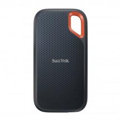 SanDisk - Extreme 4000 GB Negro Naranja