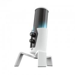 Trust - GXT 258W Fyru USB 4-in-1 Streaming Negro Blanco