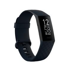 Fitbit - Charge 4 OLED Pulsera de actividad Negro Azul