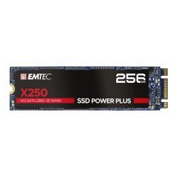 Emtec - X250 M2 256 GB Serial ATA III 3D NAND