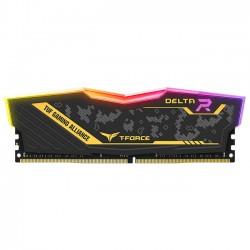 Team Group - T-FORCE DELTA TUF Gaming Alliance RGB TF9D416G3200HC16CDC01 mdulo de memoria 16 GB 2 x 8 GB DDR4 3200 MHz