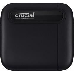 Crucial - X6 2000 GB Negro